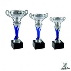 Gümüş Renk Metal Ödül Kupası